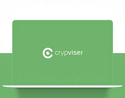 Crypviser: landing for the most secure messenger