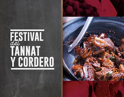 Festival del Tannat y el Cordero - Bodega Artesana
