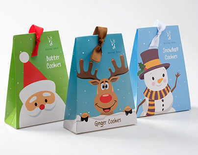 Royal Deli Christmas cookies