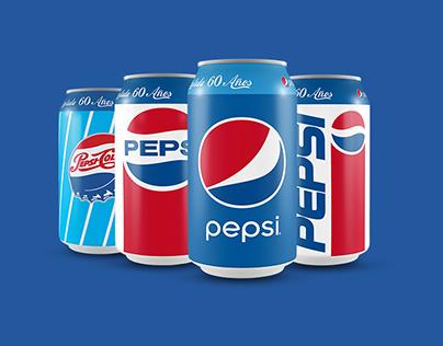 Pepsi Cans Retro - Campaña Lanzamiento en Uruguay