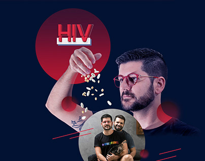 HIV: O vírus é menos mortal do que o preconceito