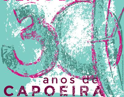 Capoeira Batizado Dandára CDO 2014 - Brasil