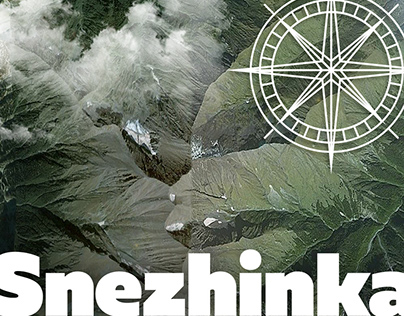Snezhinka Ski Resort | Visualization and Promo-site