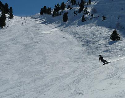 Auli Skiing Resort in India