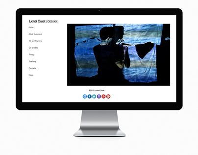 Lionel Cruet Web Page