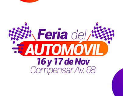 Feria del Automovil | Compensar