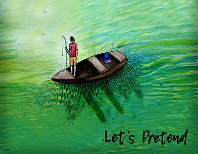 """Let's Pretend"" - Suzaku Avenue"