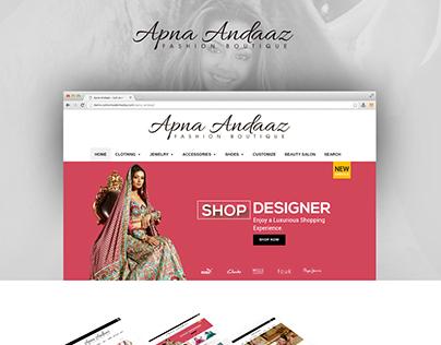 Apna Andaaz