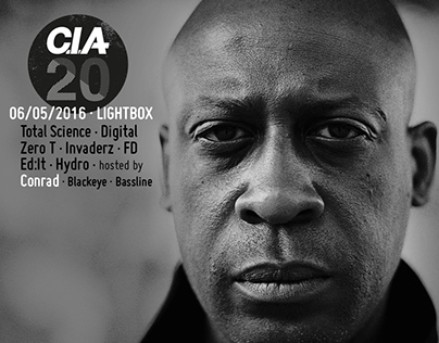 CIA20 Launchparty at Lightbox London