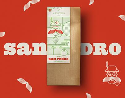 wroasters coffee // packaging