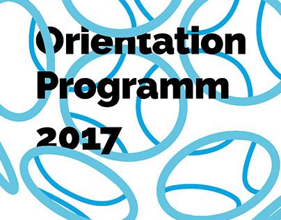 Orientation 2017