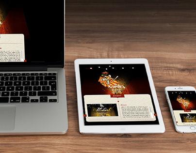 WEBDESIGN Création et développement de site web
