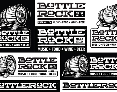 BottleRock Napa Valley Brand Development