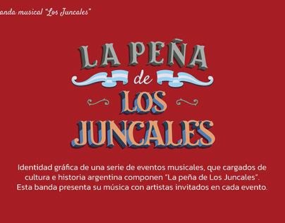 Peña de Los Juncales - Identidad gráfica