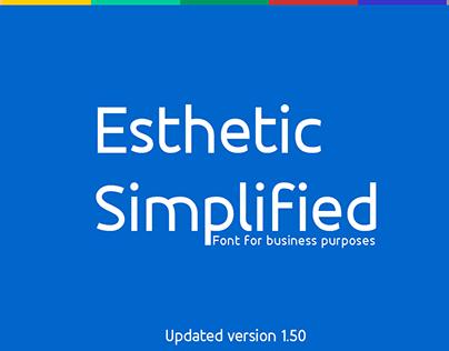 Esthetic Simplified 1.50