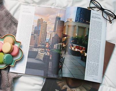 Glass Magazine- Print Design