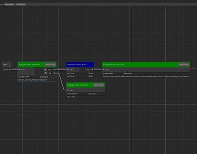 Dialogue Graph Tool