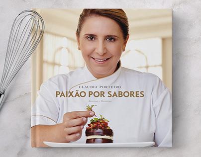 COOKBOOK DESIGN - Paixão por sabores