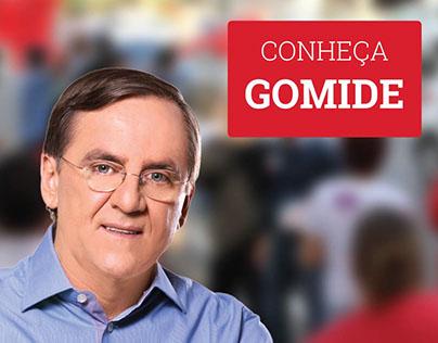 Campanha para Governador - Antônio Gomide/2014