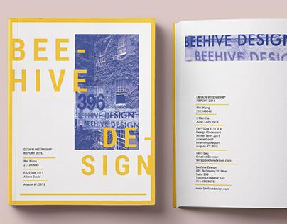 Internship Report: Beehive Design