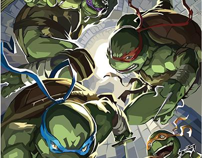 TMNT: Hardshell Heroes