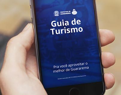 Guia de Turismo – App