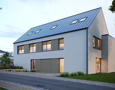Commercial project for BETA - Schouweiler - Luxembourg
