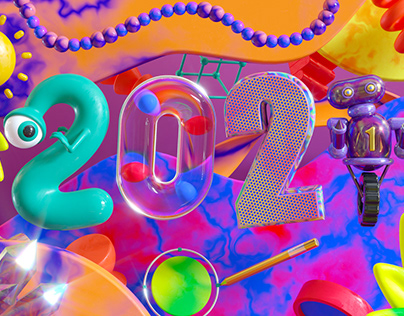 2021 Type Animation