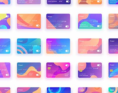 Finaci UI Cards