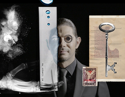 """Collages""""El tiempo es pasajero"""""""