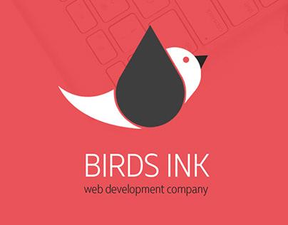 Birds Ink Logo
