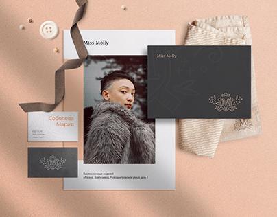 Miss Molly / brand identity
