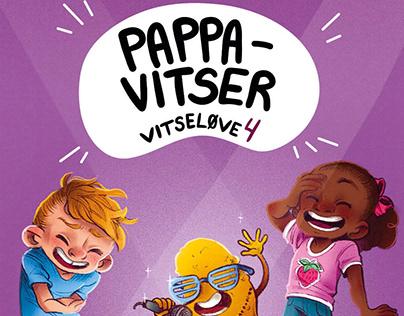 Pappavitser, children's book