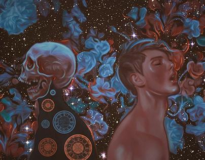 from new series_Memento mori-Last Breath