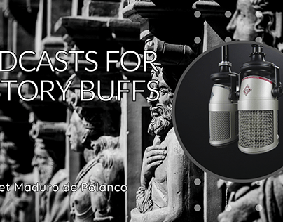 Podcasts for History Buffs
