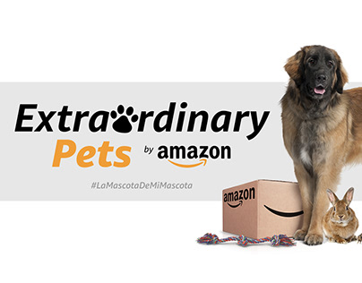 EXTRAORDINARY PETS // AMAZON