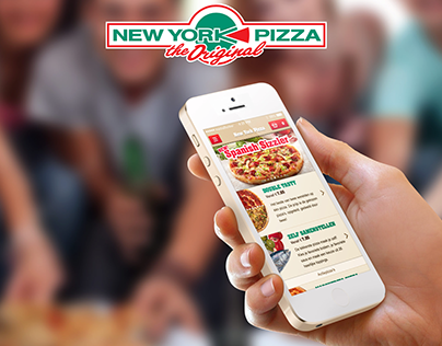 mB | New York Pizza