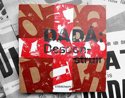 Editorial Design - Dadá: desconstruir