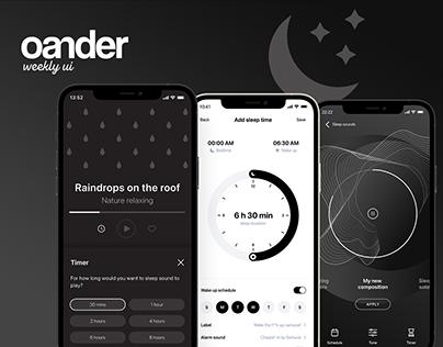 Sleep / Relax App
