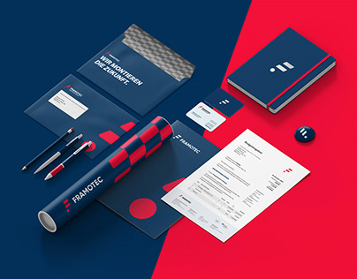 Framotec Industriemontage - Corporate Design & Website
