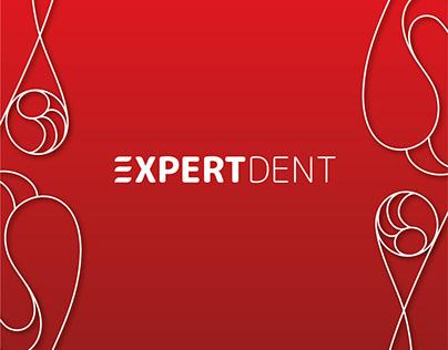 Toothpaste EXPERT DENT