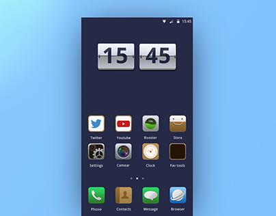 Phone theme