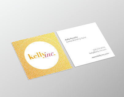 kelly-inc. branding