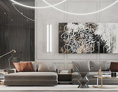 Apartment in St.Petersburg