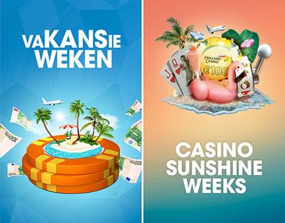 Holland Casino - Casino Sunshine Weeks / vaKANSieweken