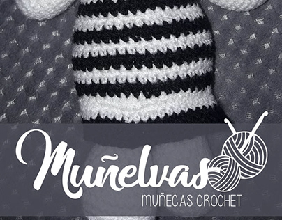 Muñelvas: muñecas crochet