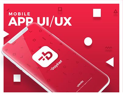 Bayinet Mobile App UI/UX