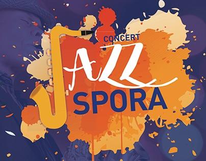 Affiche JazzSpora