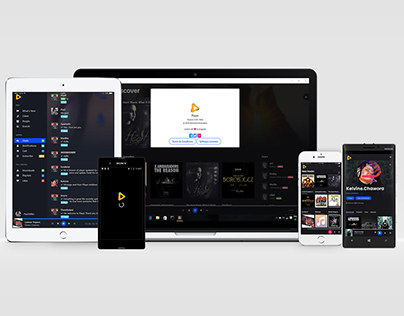 Player | Music Streaming Redefined