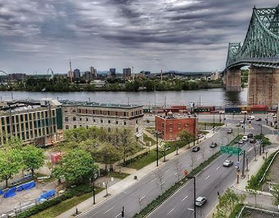 Bridge Jacques-Cartier - Montréal